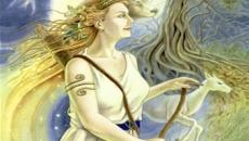 Proteção Animal da Deusa Artemis